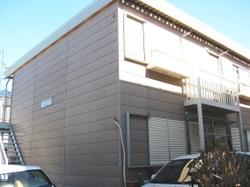 厚木市戸室のアパート